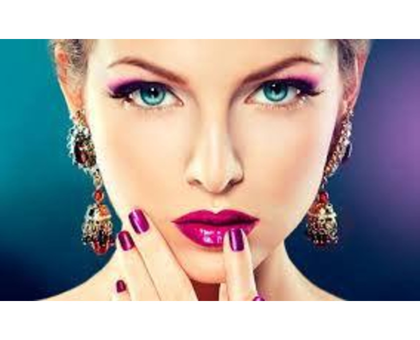 Fast basic make up – курс по грим - 1/2