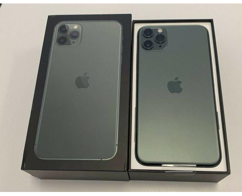 Apple iPhone 11 Pro 64GB  = 500 EUR,iPhone 11 Pro Max 64GB = 530 EUR - 1/5