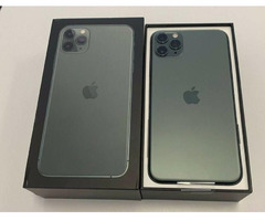 Apple iPhone 11 Pro 64GB  = 500 EUR,iPhone 11 Pro Max 64GB = 530 EUR - Изображение 1/5