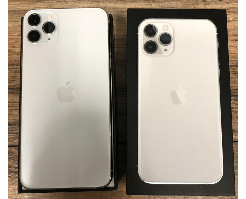 Apple iPhone 11 Pro 64GB  = 500 EUR,iPhone 11 Pro Max 64GB = 530 EUR - 4/5