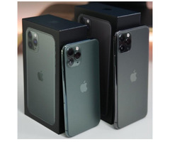 Apple iPhone 11 Pro 64GB = €500,iPhone 11 Pro Max 64GB = €530 ,iPhone XS 64GB =  - Изображение 1/5
