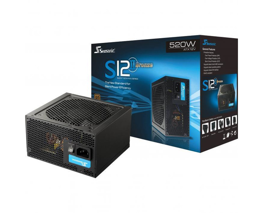Seasonic SS-520GB - 1/1