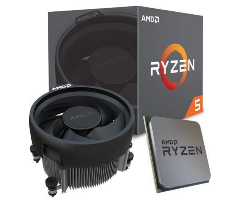 AMD Ryzen 5 2600X (3.6GHz) - 1/1
